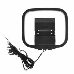 FM AM Loop Antenna With 3-Pin Connector For Sony Sharp Chain