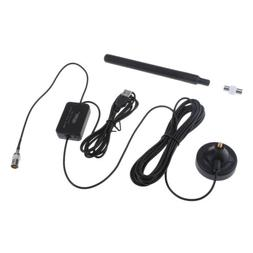 Home Radio FM Stereo Antenna Signal Gain Amplifier Booster