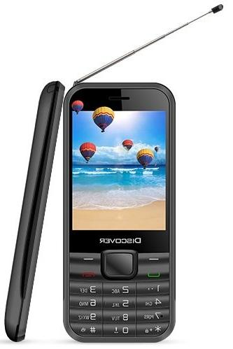 discover tv cell phone television