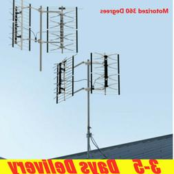 1Byone HDTV Outdoor Amplified Antenna Digital HD TV UHF VHF