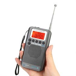 Retekess TR105 Portable Air Band FM/AM/SW/VHF/CB Radio Recei